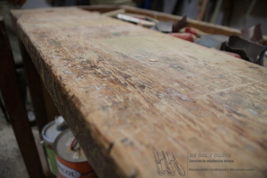 Taller carpintería Camodi